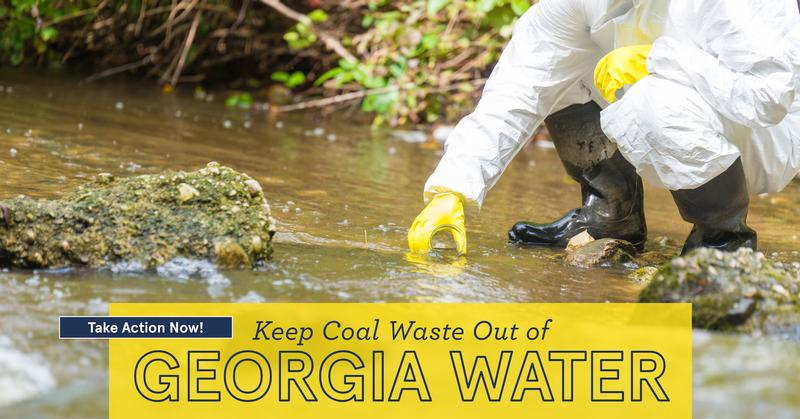 Stop Coal Waste in Georgia